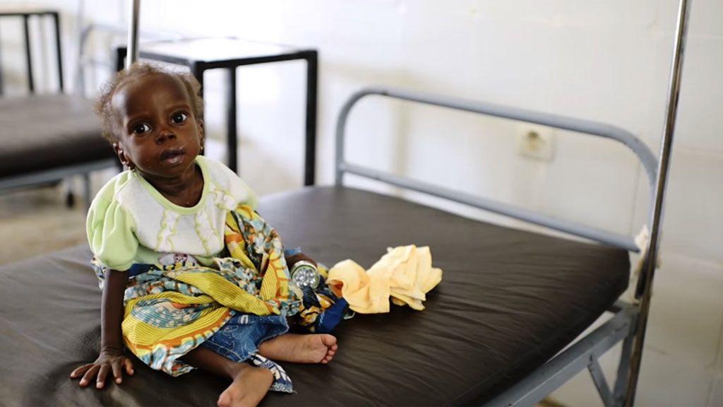 'El infierno más bonito que conozco', las vivencias de un pediatra español en El Chad