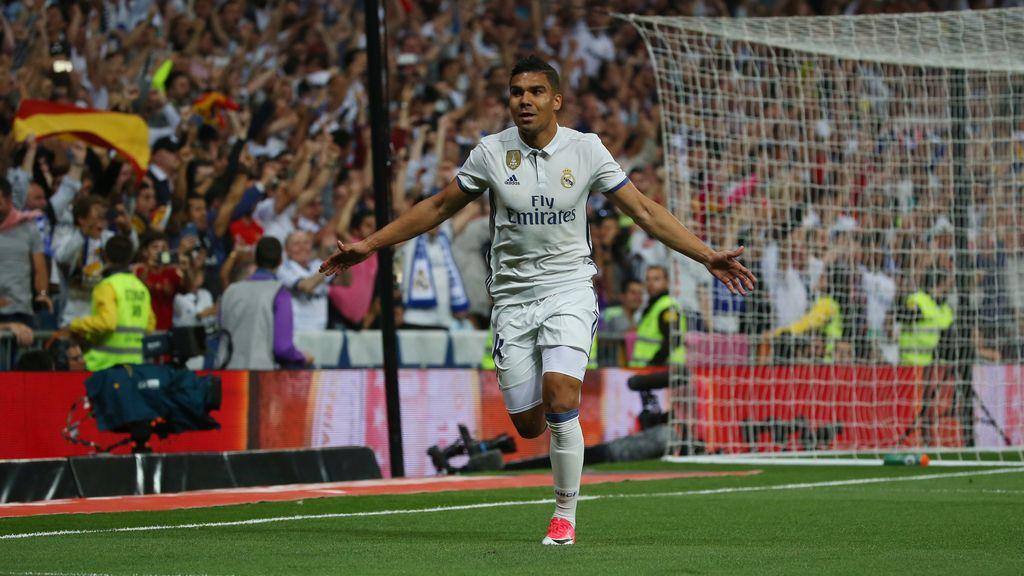 Las mejores imágenes del Clásico del Bernabéu