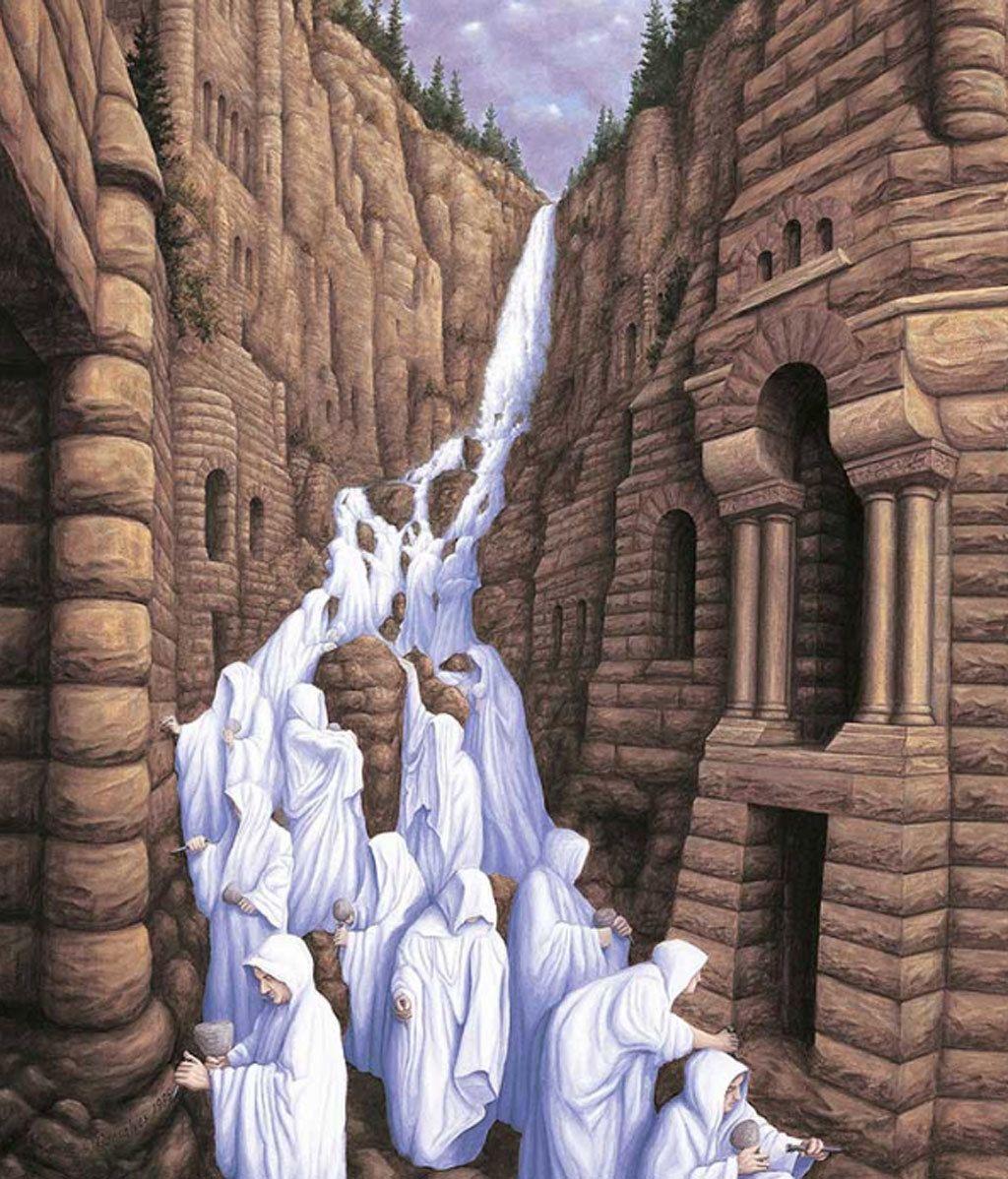 El viaje extraordinario por el realismo mágico de Rob Gonsalvez