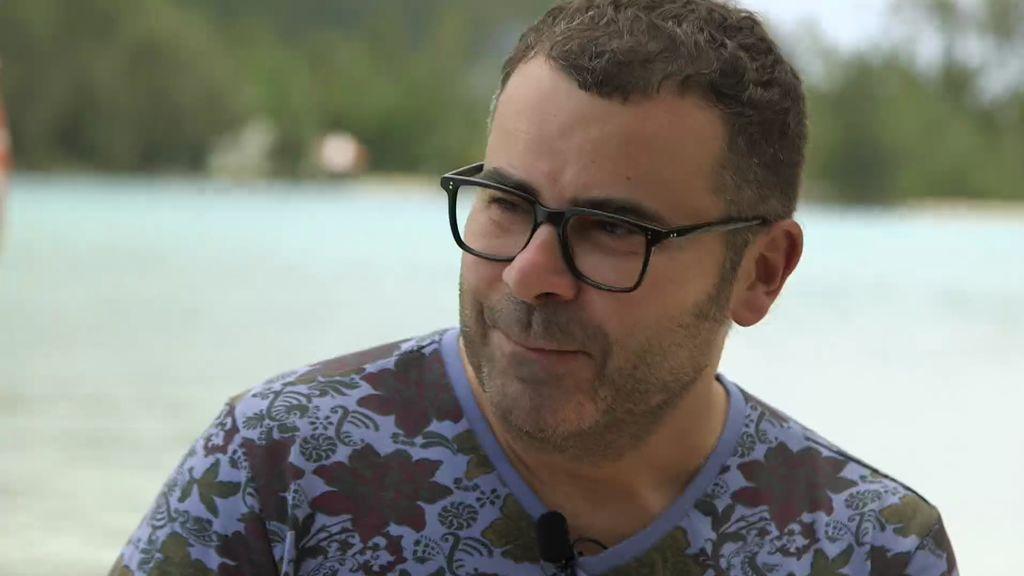 "Jorge Javier Vázquez se sincera con Calleja: ""Hace años estuve a punto de desaparecer"""