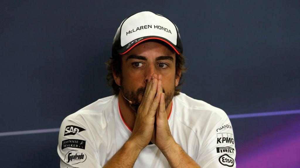 """Fernando Alonso, """"destrozado"""" por la muerte de Gonzalo Basurto a los 11 años cuando practicaba karting"""