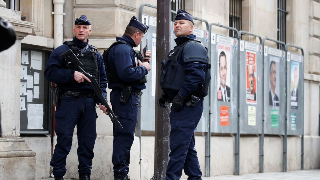Seguridad en Francia