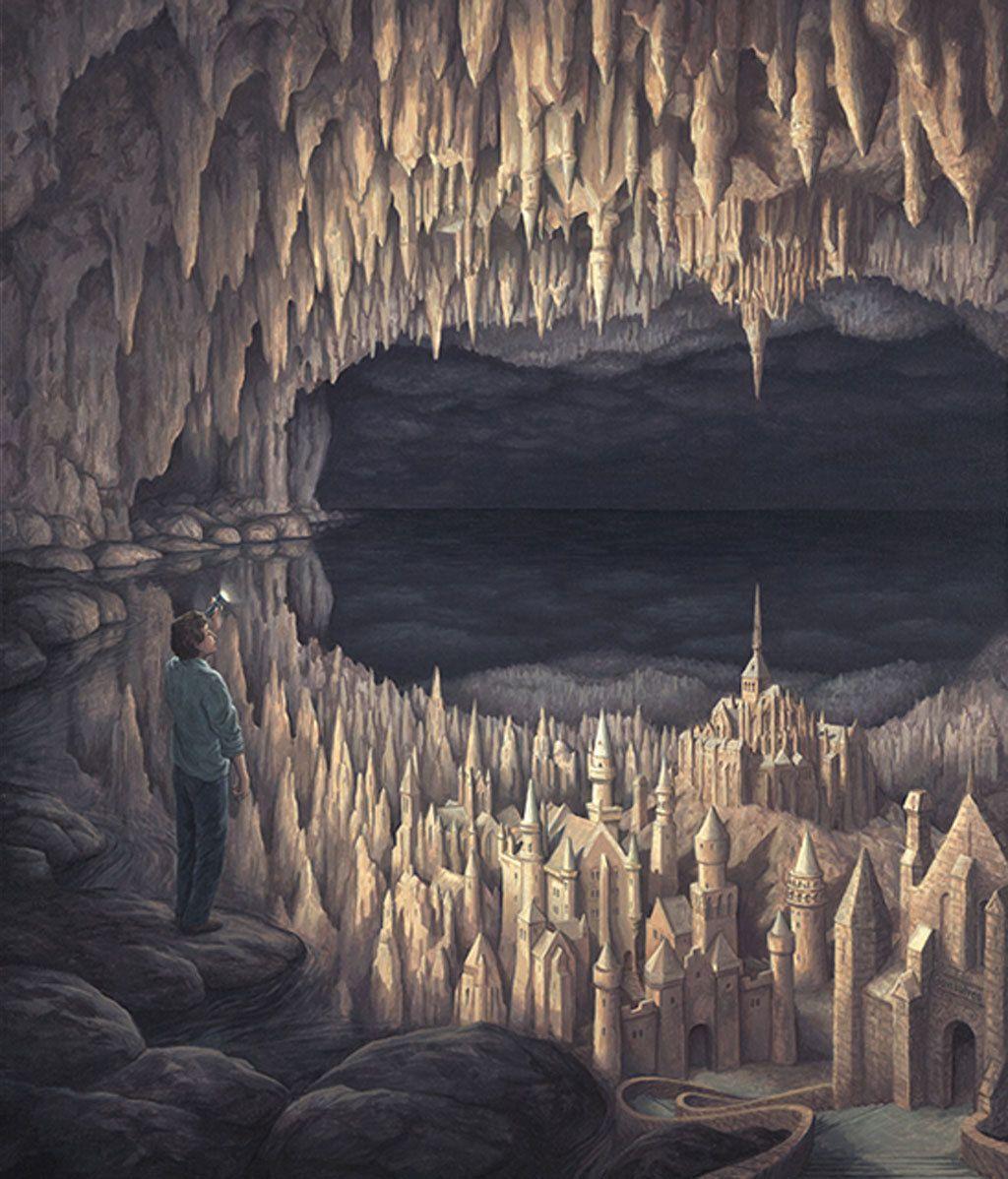 Un viaje por el realismo mágico de Rob Gonsalvez