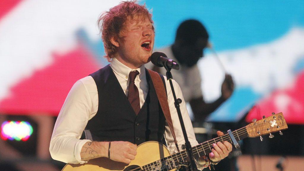 """Ed Sheeran """"quiere dejar la música para llevar una vida normal"""""""