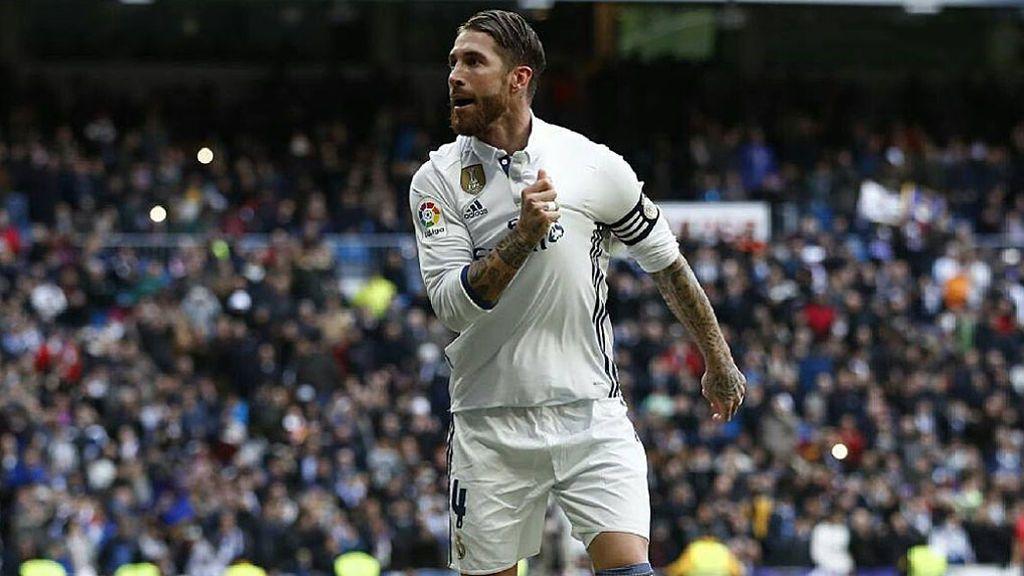 El tuit de Sergio Ramos para levantar el ánimo de todos los madridistas
