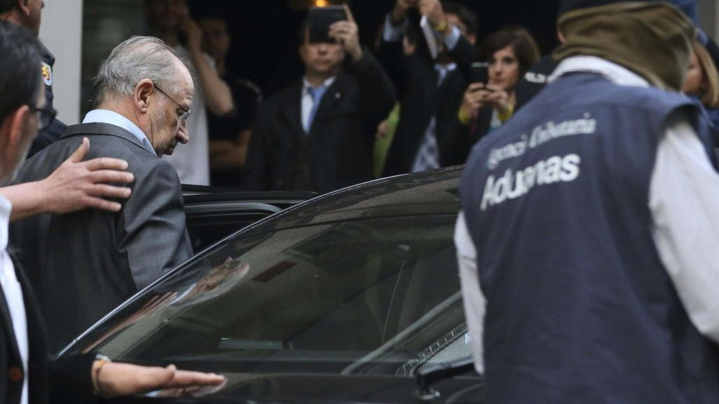 Anticorrupción pide que se vuelva a citar a Rodrigo Rato por dos nuevos delitos en la causa sobre su patrimonio