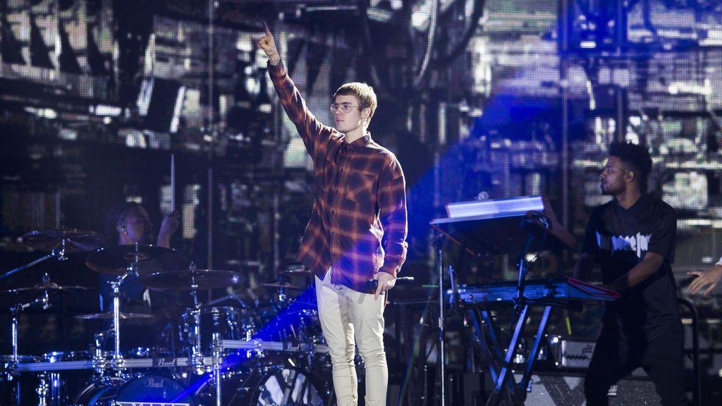"""Justin Bieber: """"No estoy exactamente donde me gustaría estar"""""""