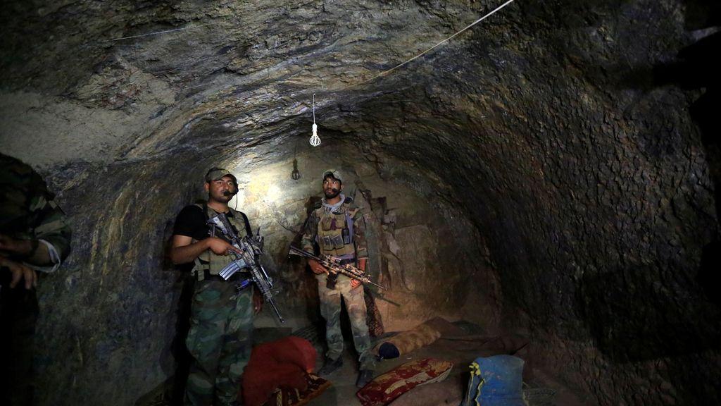 Fuerzas especiales afganas