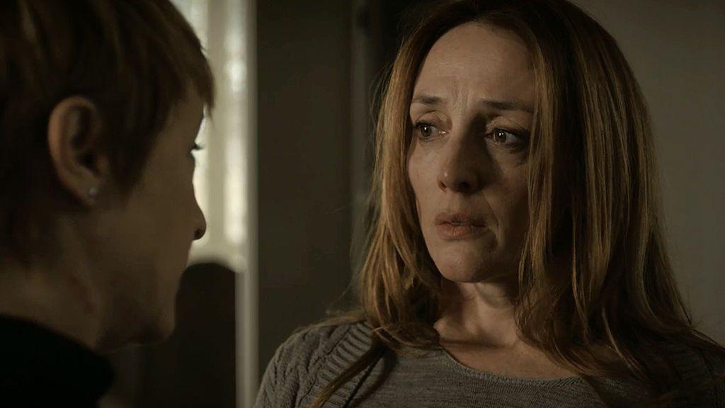 Silvia Castro confiesa a su hermana que la quiso matar