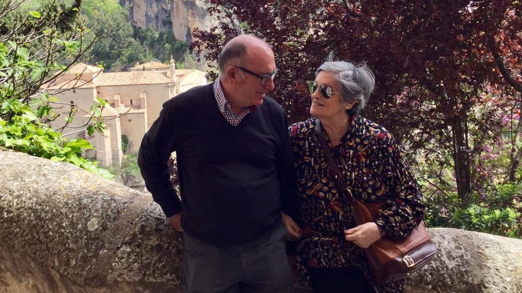 Se reencuentran 50 años después por Facebook y se casan en Teruel