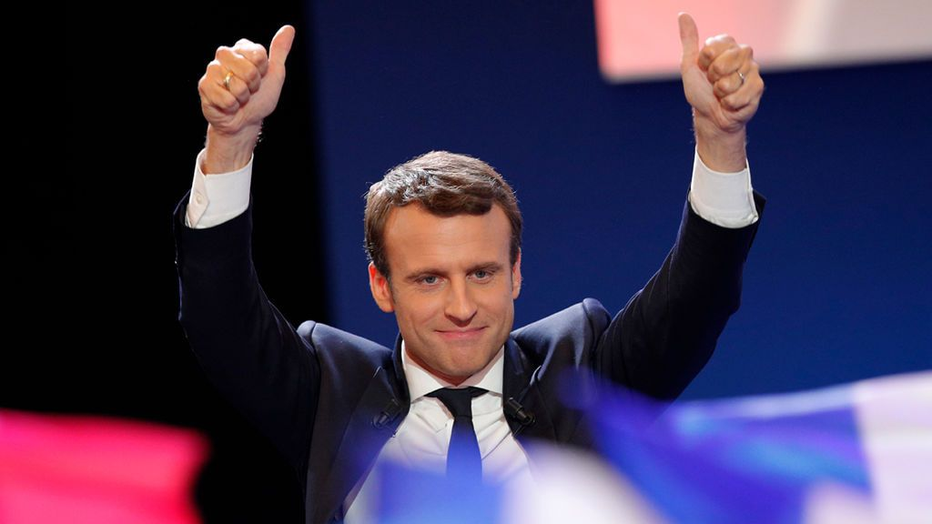 Emmanuel Macron: el filósofo poeta que se acerca a la presidencia de Francia