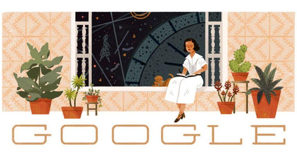 María Zambrano, la filósofa y escritora española, protagonista del doodle