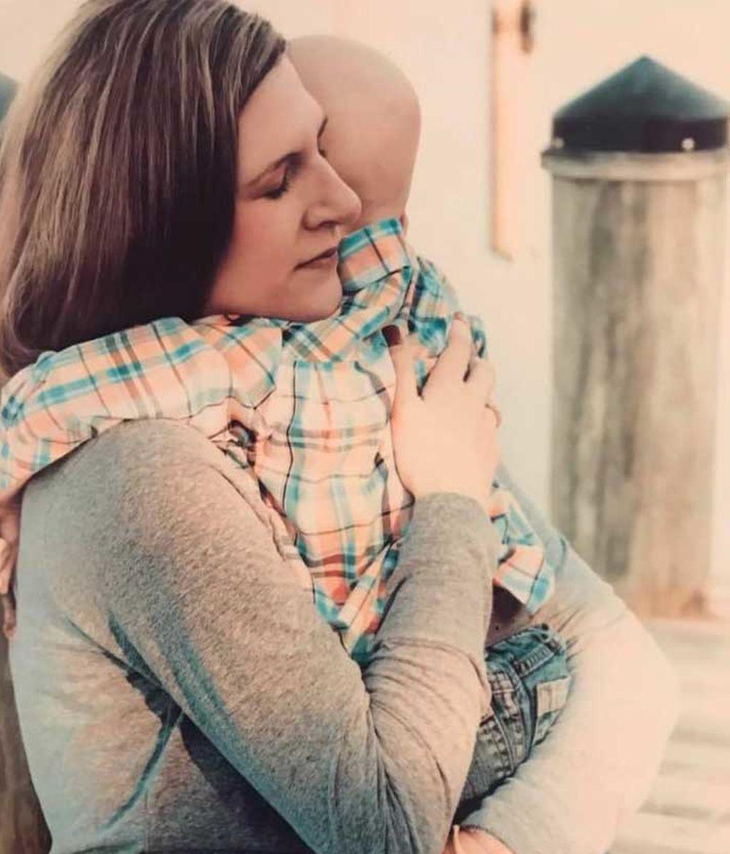 La estremecedora conversación entre una madre y su hijo de cuatro años a punto de morir