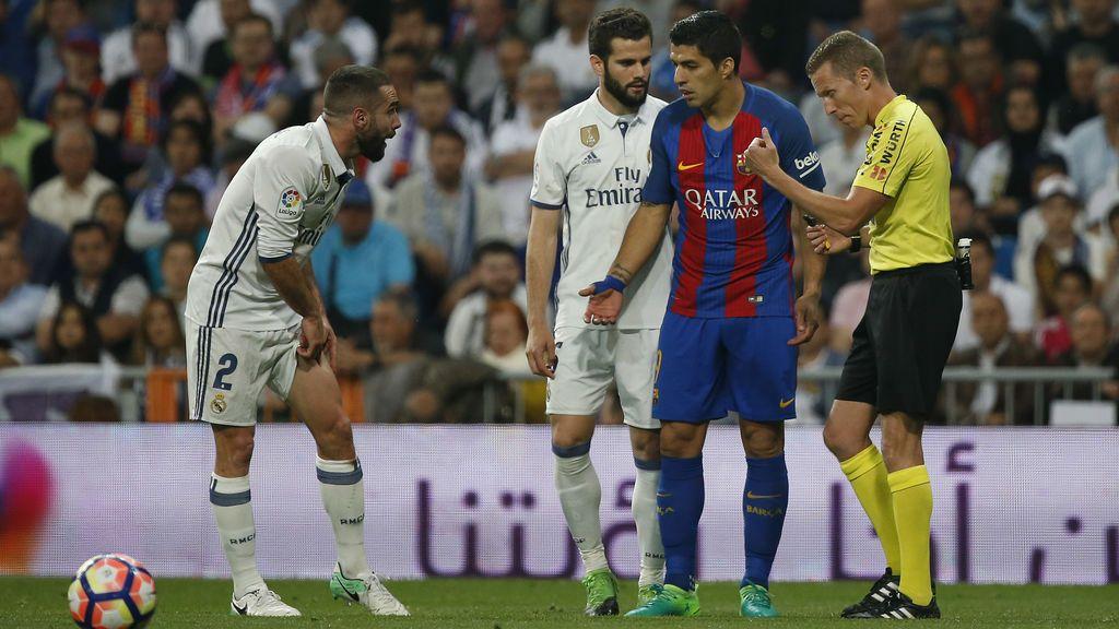 """Dani Carvajal, a Luis Suárez: """"La Champions en casa. A descansar"""""""