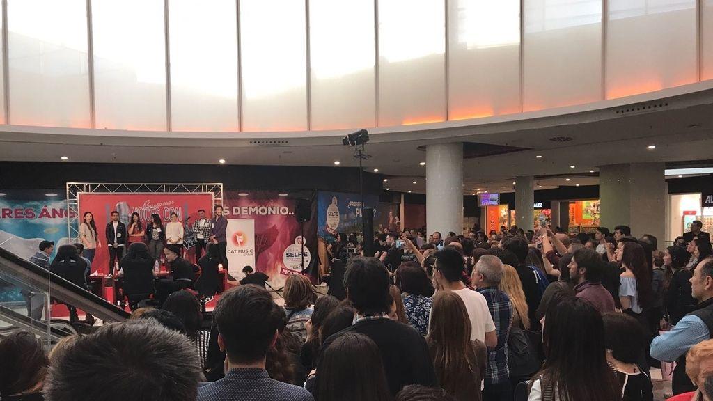'Buscamos voces con talento' en Madrid