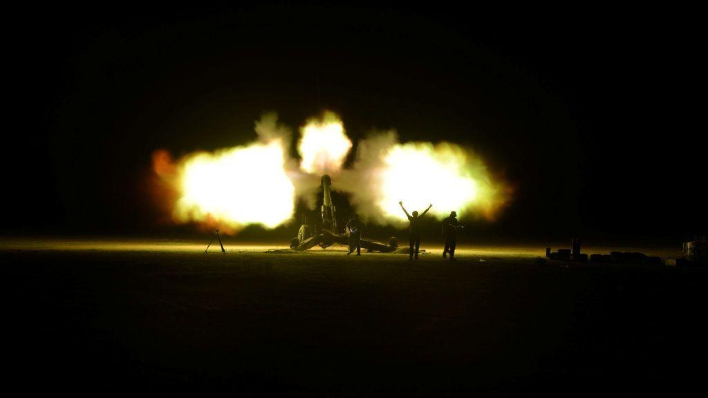 La guerra en Irak