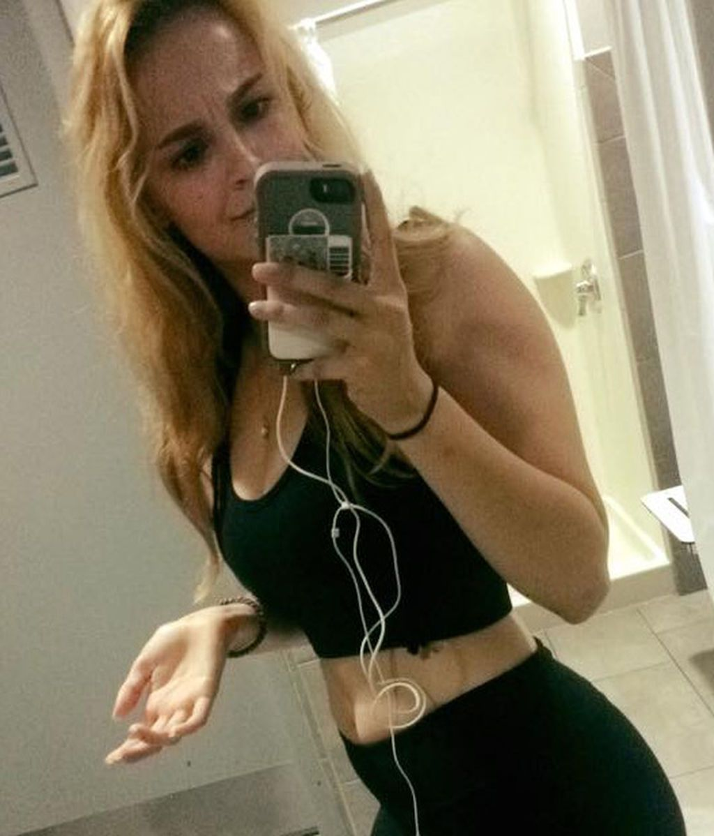 """Expulsada del gimnasio por llevar una camiseta """"muy escotada"""""""