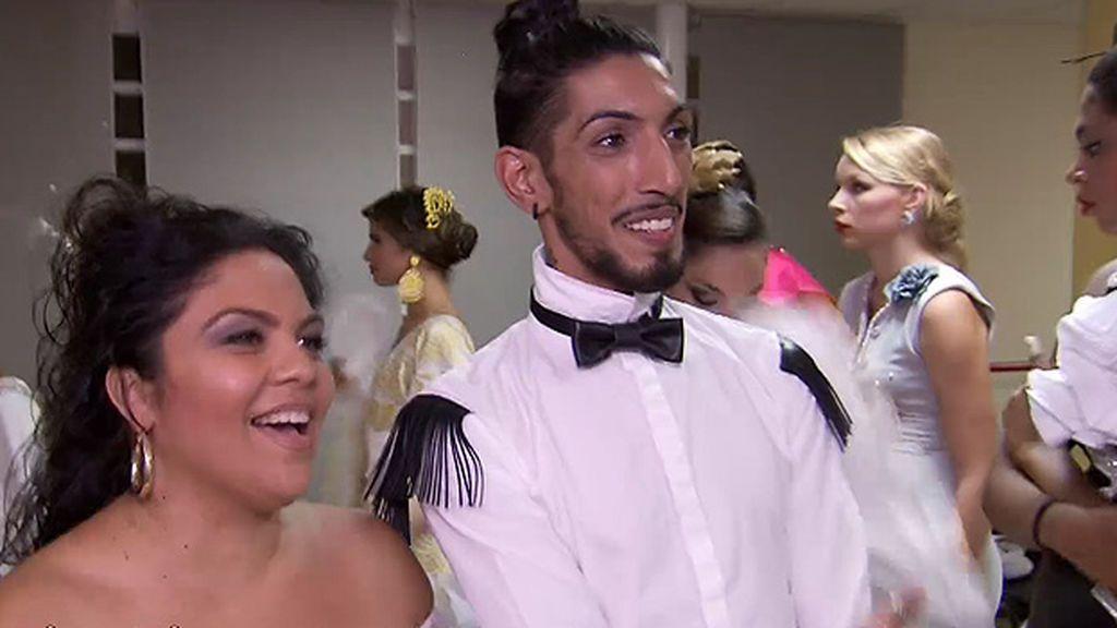 """El próximo programa... Saray estrena su desfile homenaje a 'Las 3.000"""""""