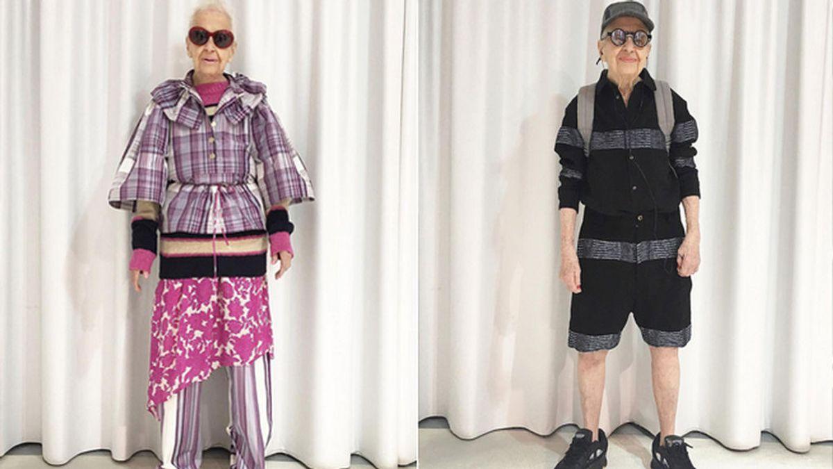 Influencer de Instagram con 95 años