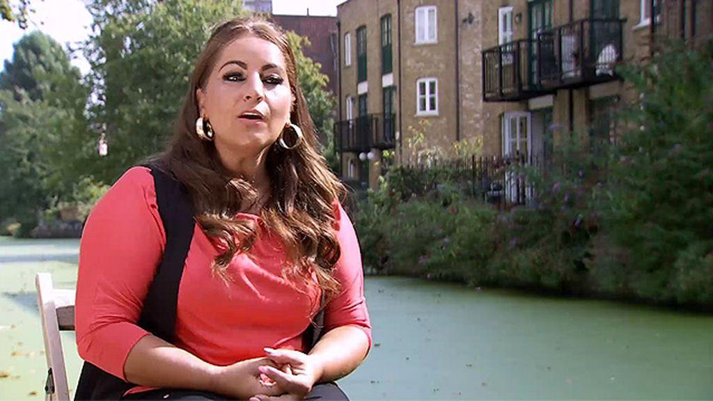 """Raquel: """"No sabía que el Río Misisipi pasaba por Londres"""""""