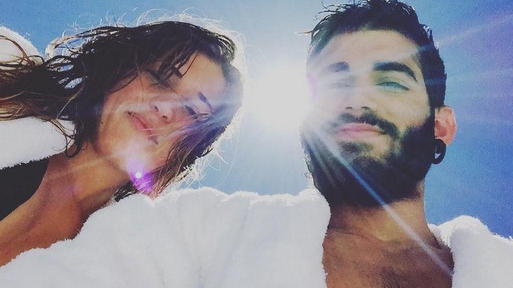 """La novia de Pablo Ráez le felicita en su 21 cumpleaños: """"Siempre te llevo conmigo"""""""