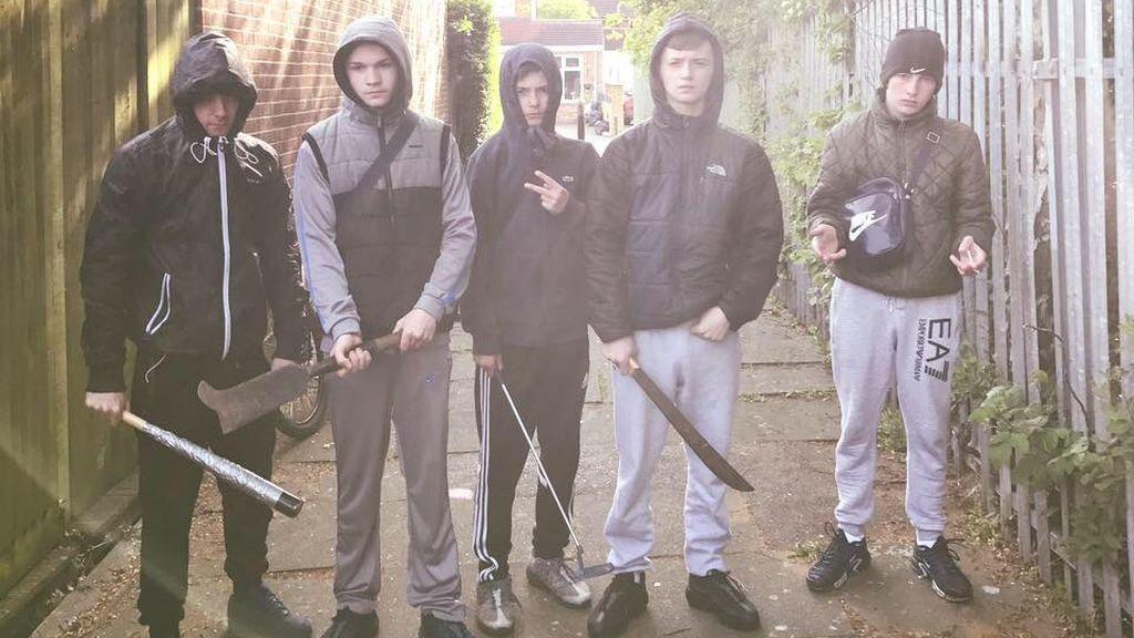 ¡Trolleo a los ultras! Radicales del West Ham amenanzan a los del Everton y... acaban en memes