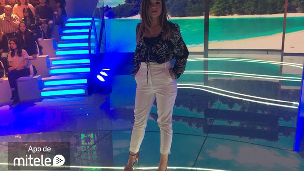 Macarena posa en 'Supervivientes 2017'