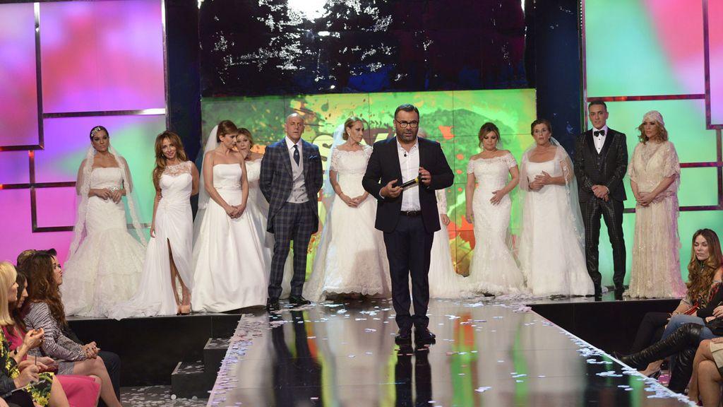 2015: 'Sálvame' estrena su primera 'Fashion Week'