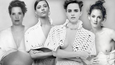 El Pecho De Watson Y El Feminismo La Revolución Girl Power Entre