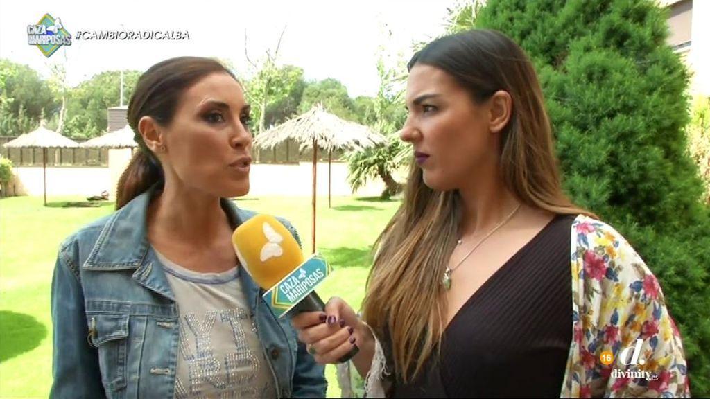 """Isabel Rábago: """"Alba Carrillo es una barriobajera y no valora lo que es 'Supervivientes"""""""