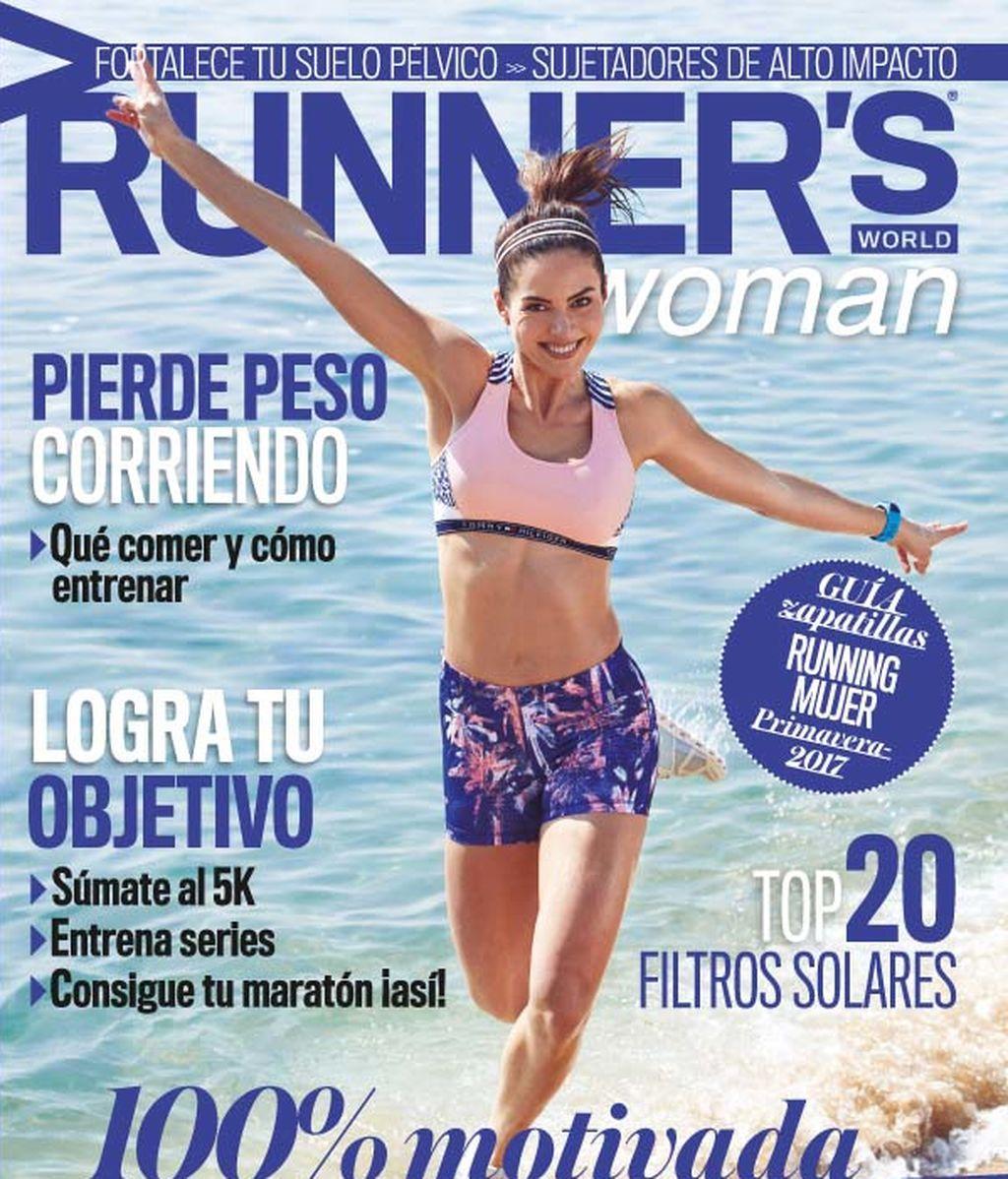Hipopresivos, coach nutricional o cómo aprovechar tu ciclo menstrual: Mónica Martínez lo cuenta en 'Runner´s World Woman'