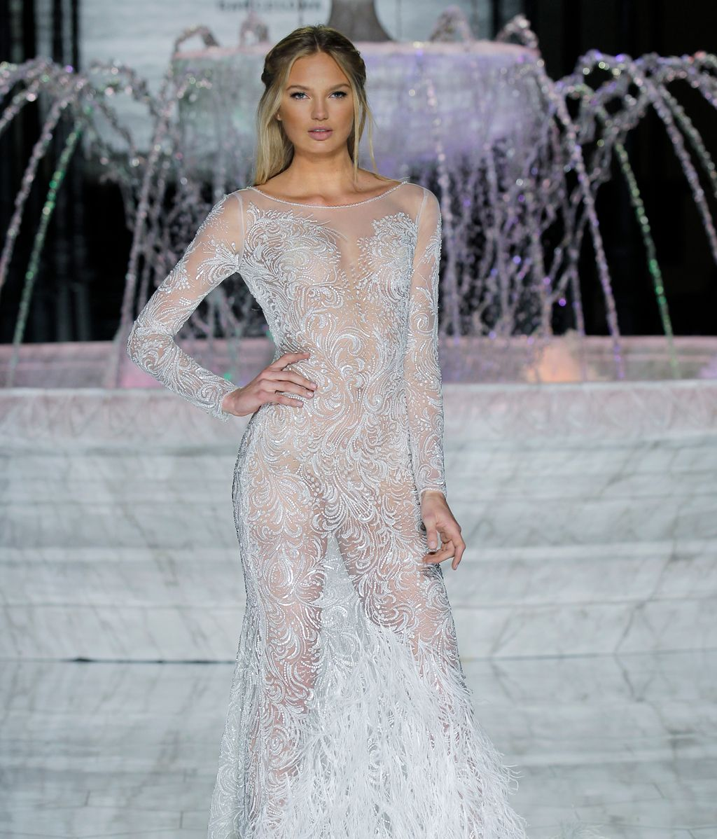 Romee Strijd, Matha Hunt y Cindy Bruna, los 'deseos' de Pronovias