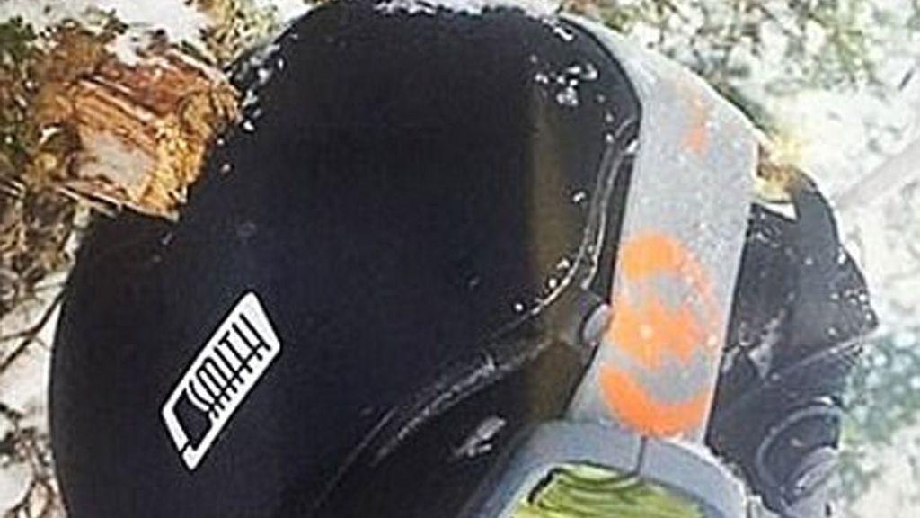 Estas imágenes demuestran que llevar casco te salva la vida