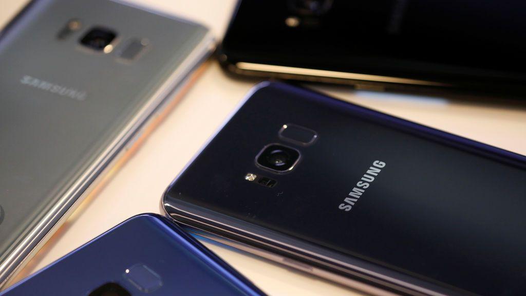 Samsung Galaxy S8 sale a la venta en España