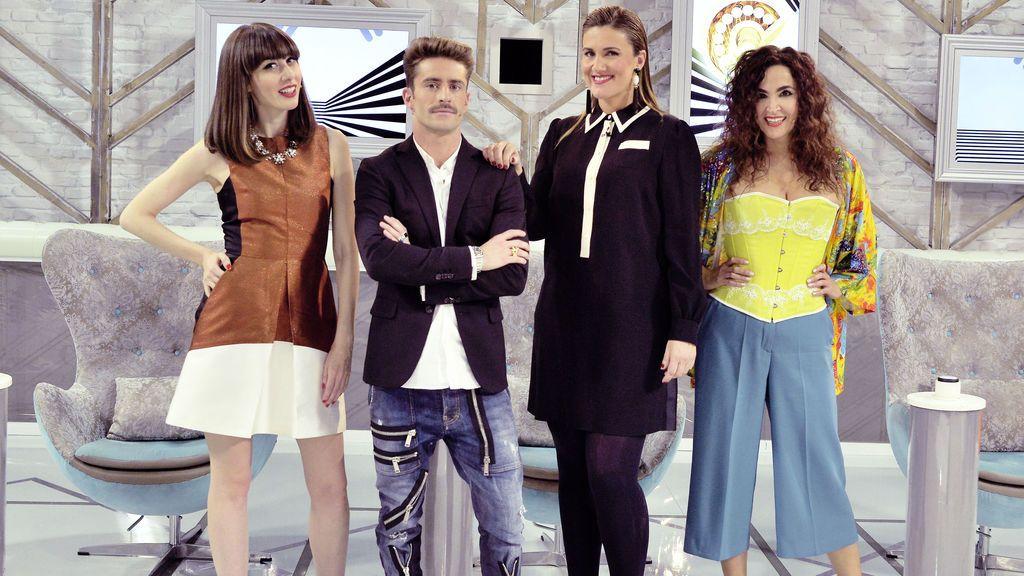 La moda nupcial y la competitividad, protagonistas de 'Cámbiame Challenge Bodas'