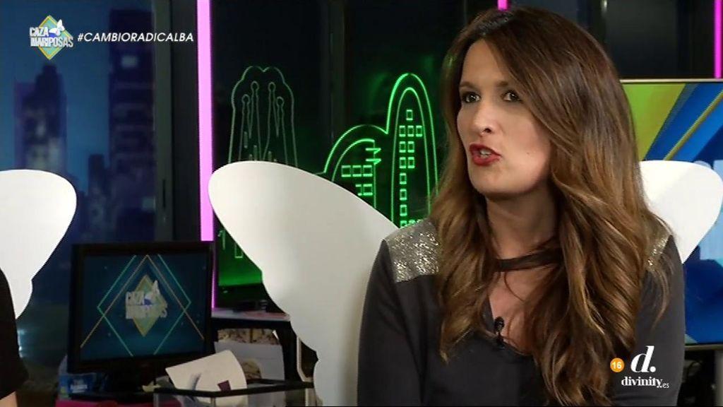 ¡Exclusiva 'Cazamariposas'! Laura Fa da detalles de la nueva chica de Feliciano López