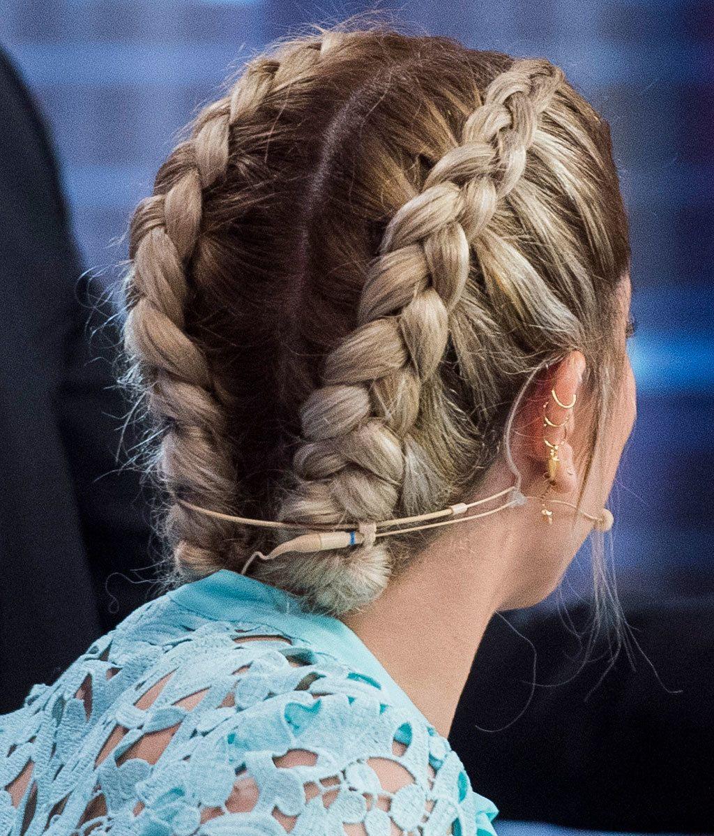 El peinado de moda: Las trenzas más originales, según Blanca Suárez, para esta temporada