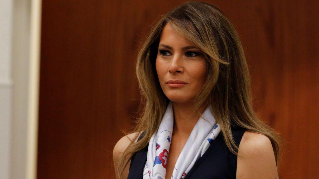 Melania Trump podría ser deportada
