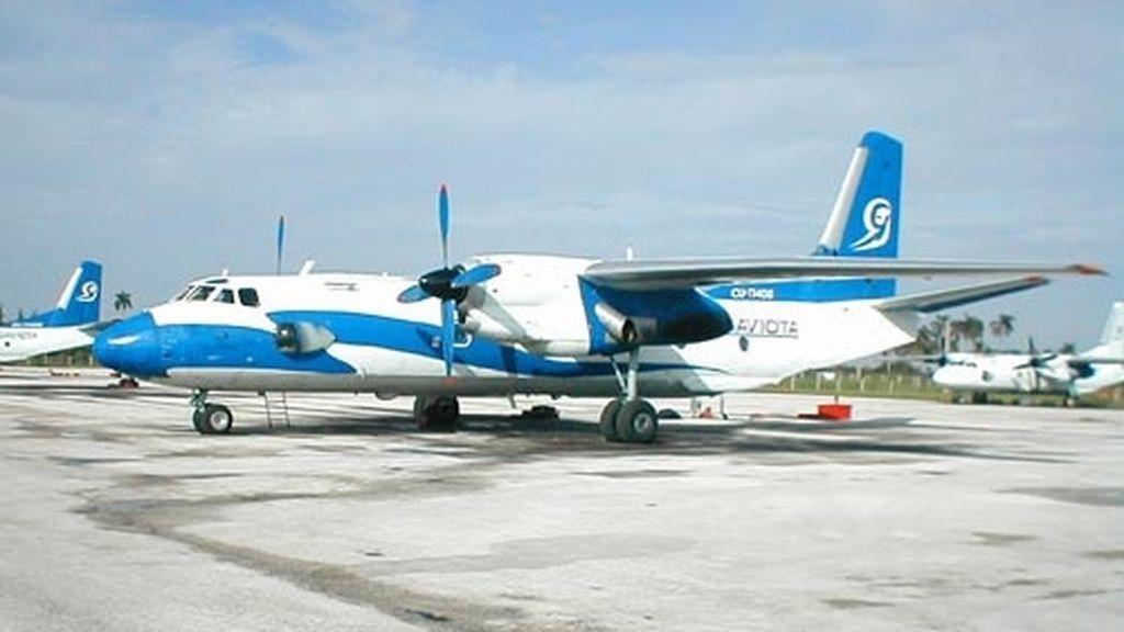 Se estrella un avión de la compañía Aerogaviota en Cuba