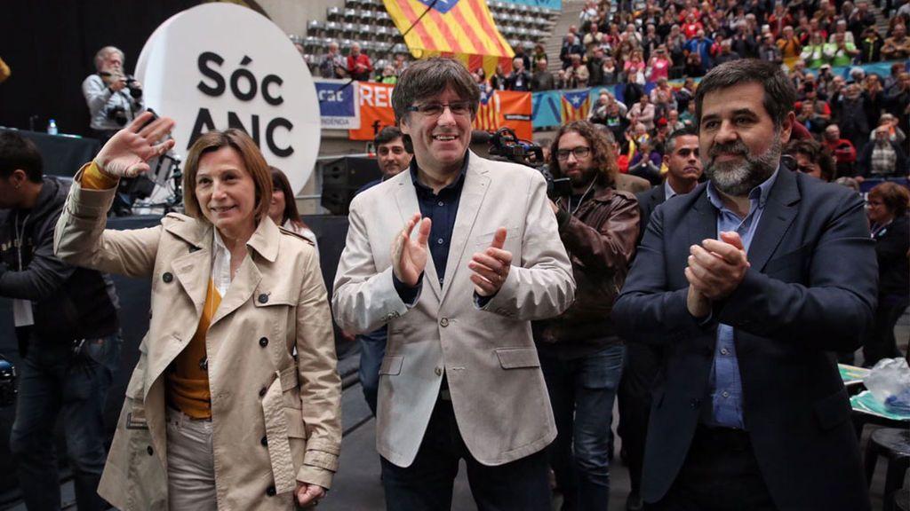 Puigdemont hará una propuesta al Estado para negociar el referéndum