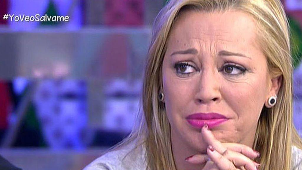 Belén Esteban recuerda a su padre con una emotiva foto con Andrea