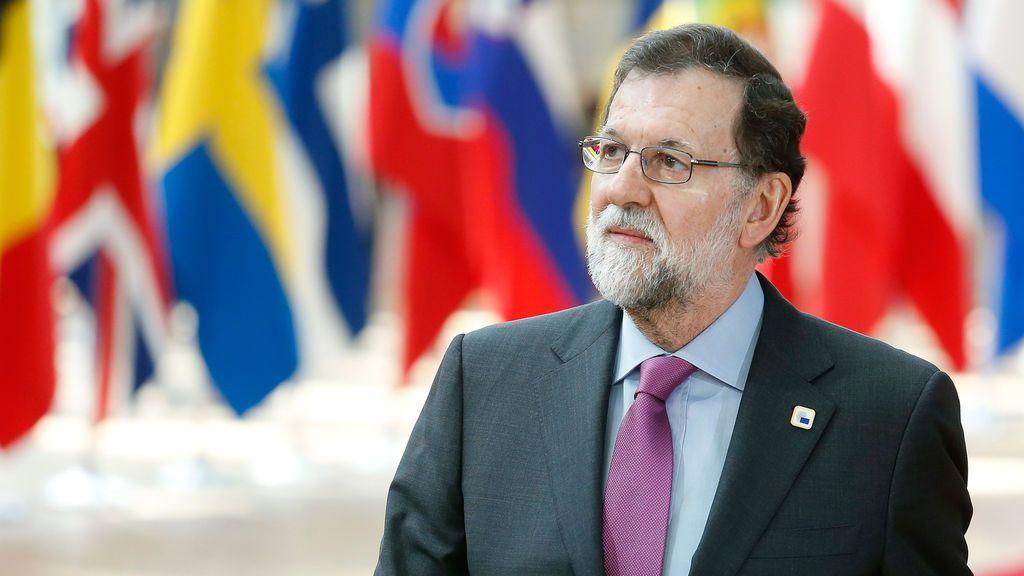 Rajoy, satisfecho con las líneas rojas de la UE para el Brexit, pide unidad en la negociación