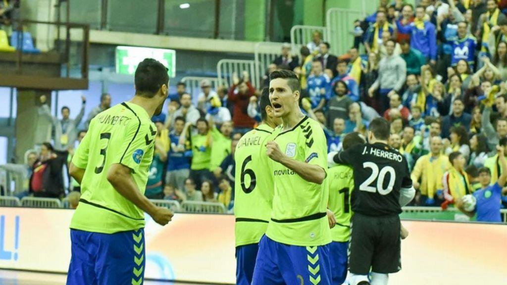 Inter Movistar campeón de la UEFA Futsal Cup: su cuarto entorchado