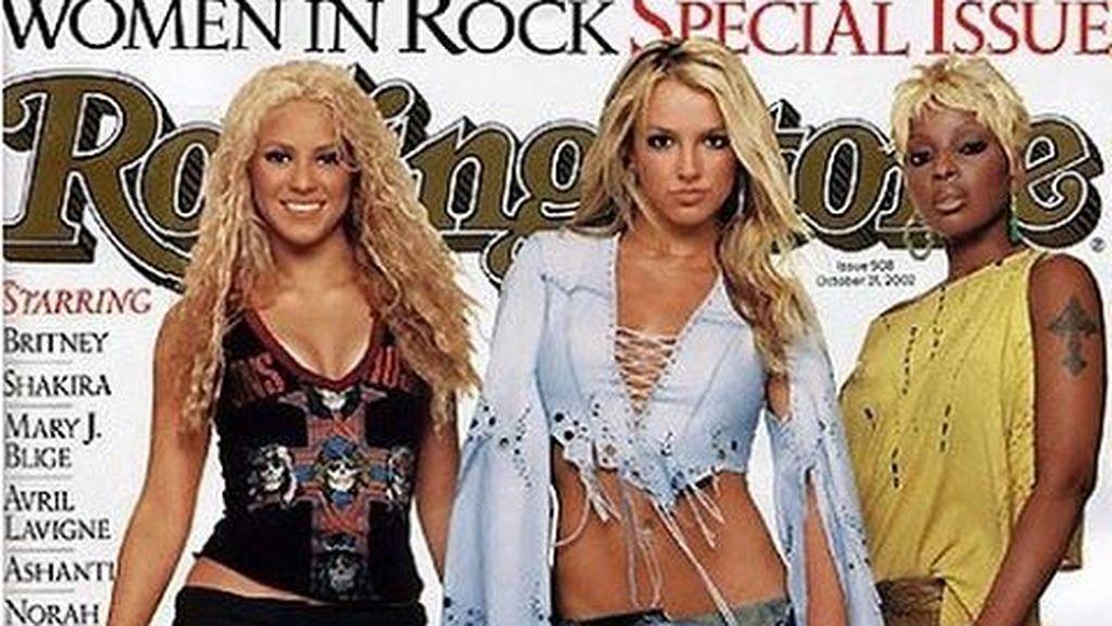 El 'olvido' de Britney Spears enfada a los fans de Shakira