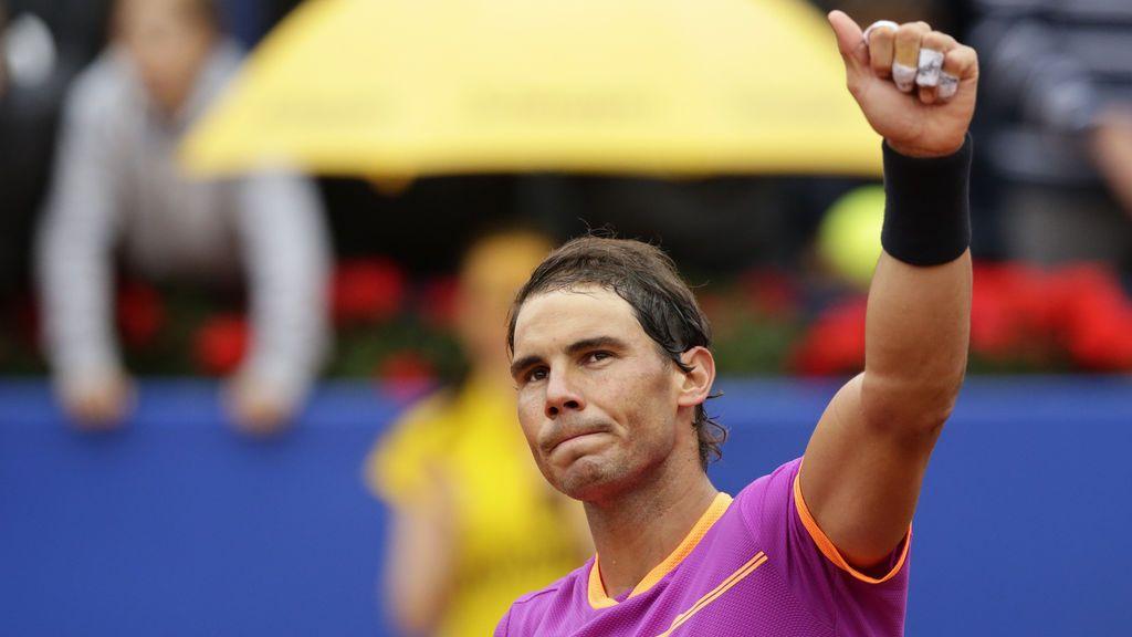 Rafa Nadal hace historia y consigue su décimo Godó