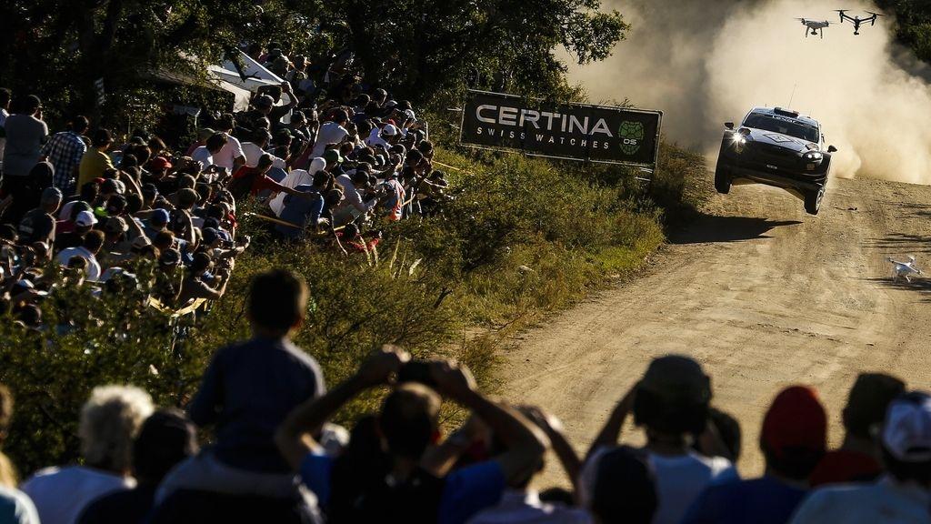 Adrenalina en el Rally de Argentina