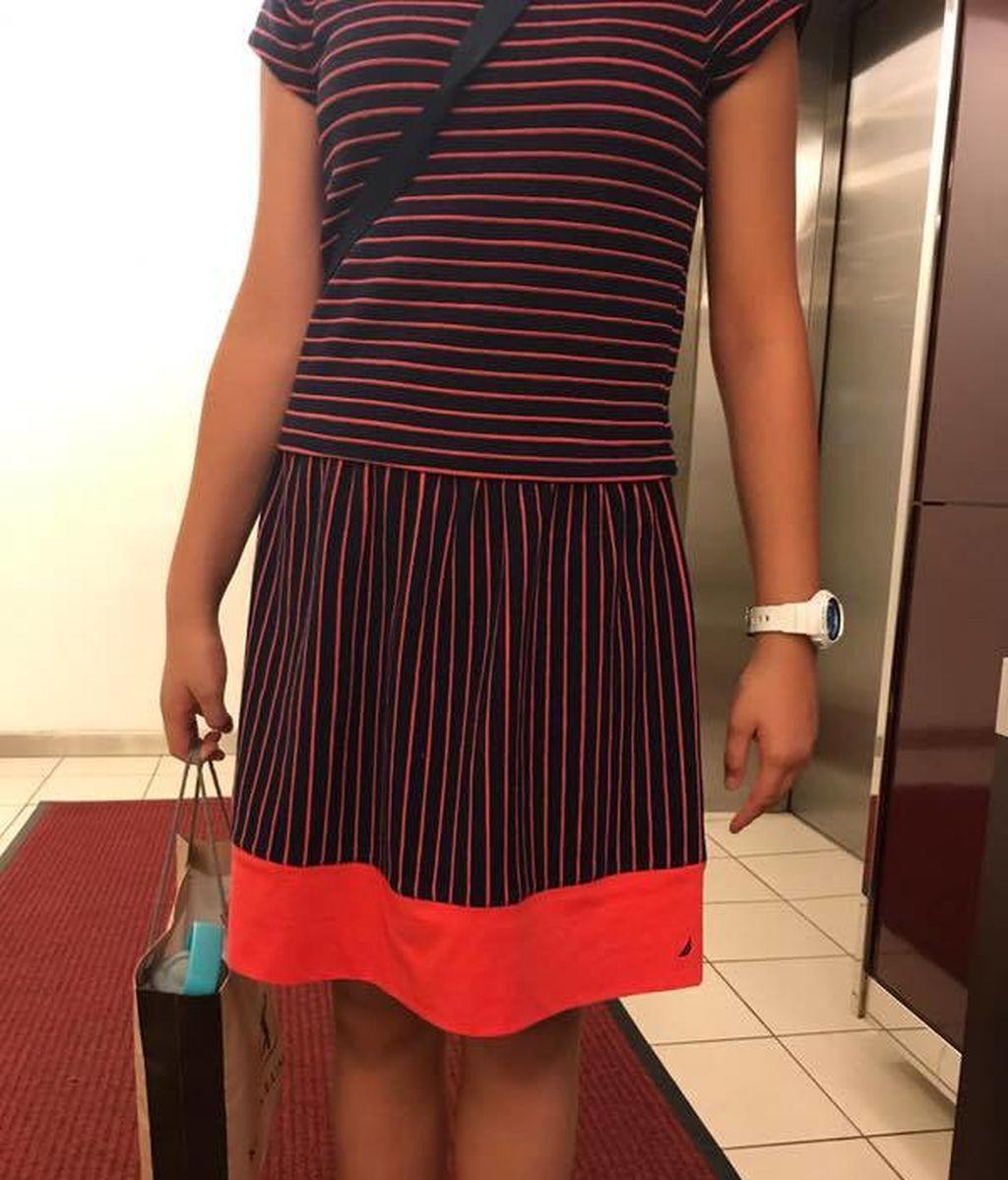 Con 12 años, expulsada de un torneo de ajedrez por llevar un vestido 'seductor'