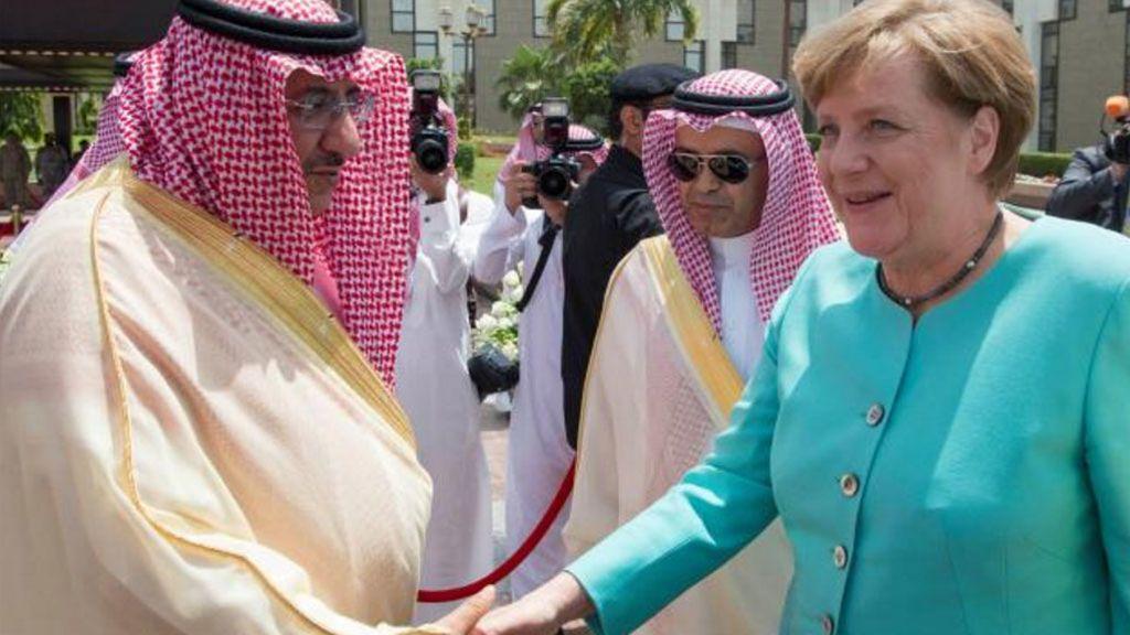 Alemania entrenará a militares saudíes pero no habrá pacto de armamento