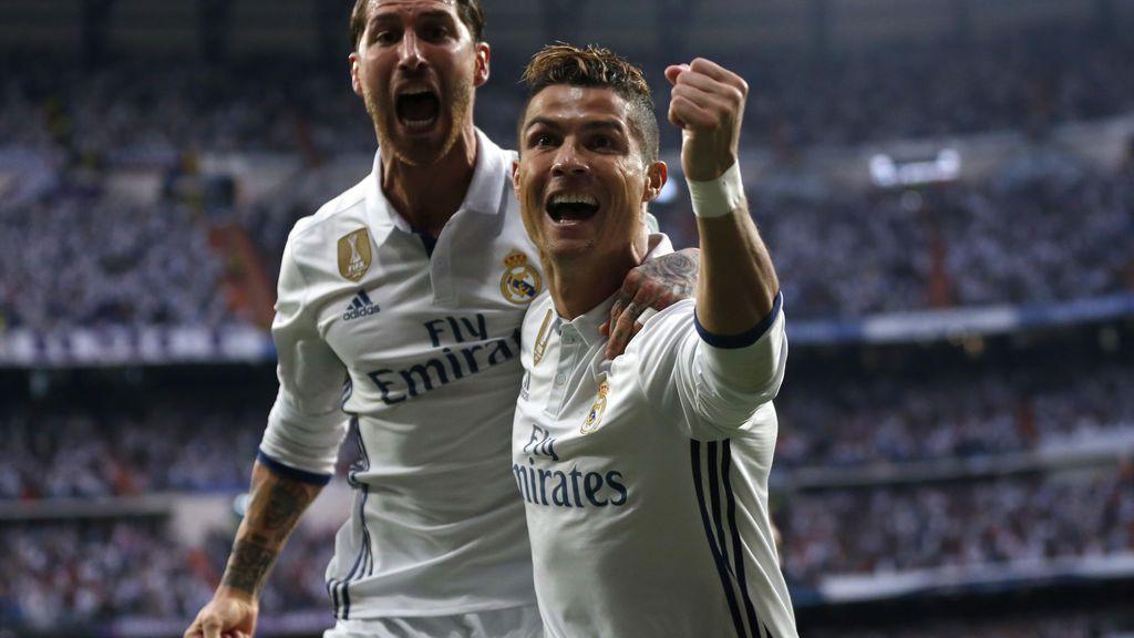 El Real Madrid da un mordisco a las semis (3-0)
