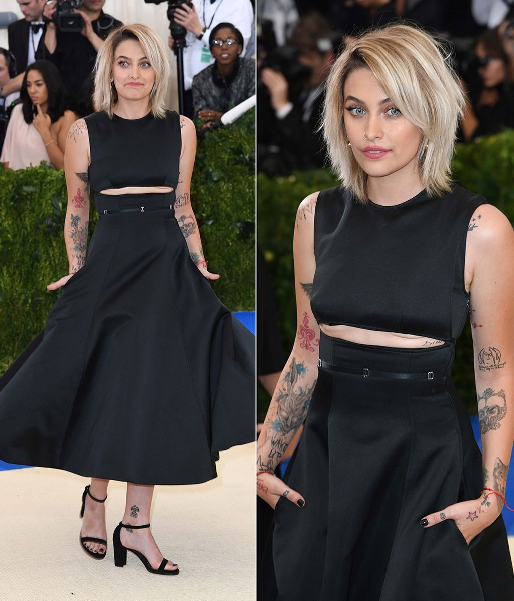Paris Jackson de Calvin Klein by Appointment